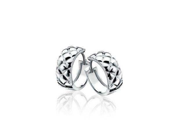 Criollas Plata y Diamante Zinzi