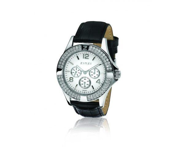Reloj Zinzi Blanco y Negro