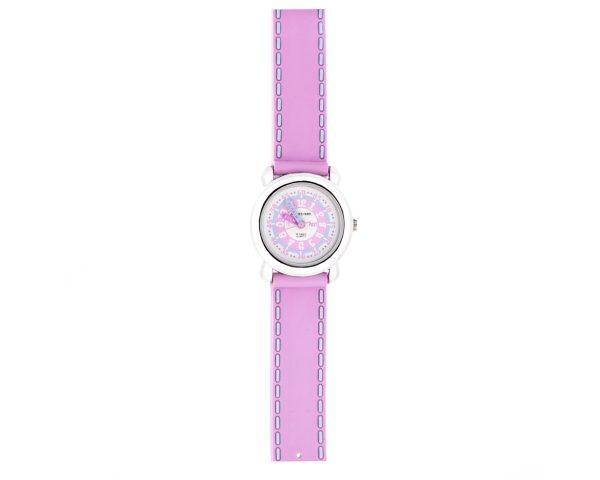 Reloj infantil rosa