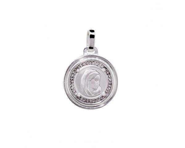 Medalla plata
