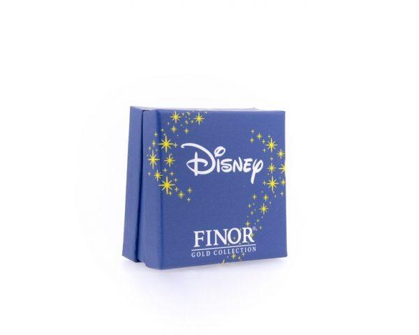 Pendientes Disney Plata