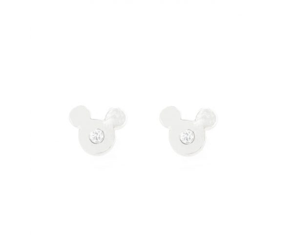 Pendientes Mickey silueta