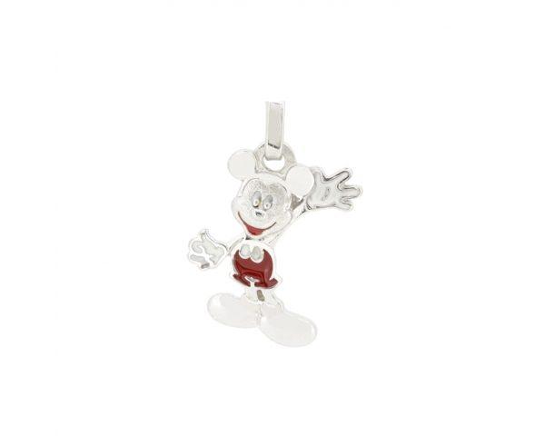 Colgante plata Mickey