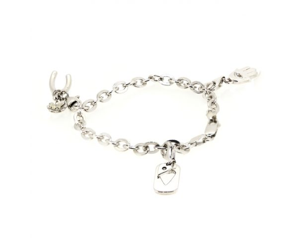 Pulsera Charms Hot Diamonds