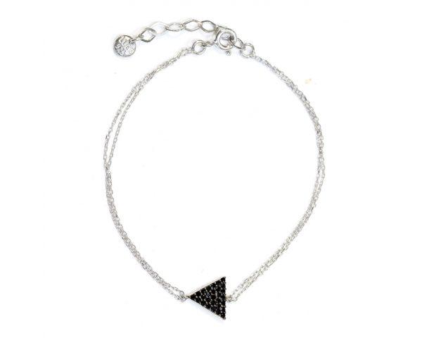 Pulsera triángulo