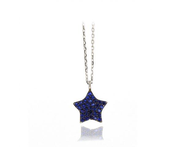 Gargantilla estrella mini