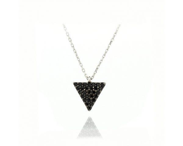 Gargantilla triángulo mini