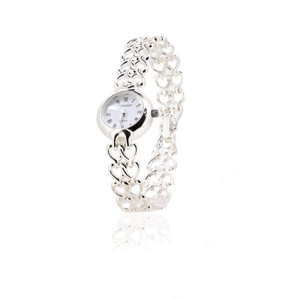Reloj mujer plata
